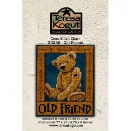 Схема Old Friend Teresa Kogut XS256