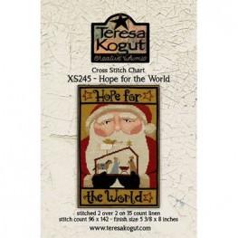 Схема Hope for the World Teresa Kogut XS245