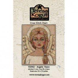 Схема Angelic Vision Teresa Kogut XS3162
