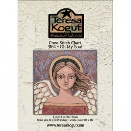 Схема Oh My Soul Teresa Kogut XS3164