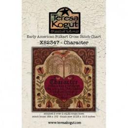 Схема Character Teresa Kogut XS2347