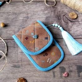 Чехольчик для ножниц (рукоделие)
