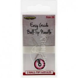 Иглы для вышивки Easy Guide Ball-Tip Needle №26 Sullivans 39870
