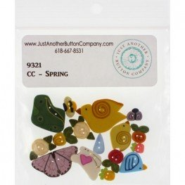 Пуговицы Spring Just Another Button Company