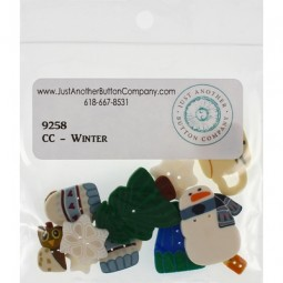 Пуговицы Winter Just Another Button Company