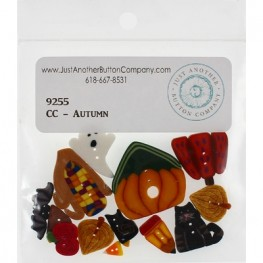 Пуговицы Autumn Just Another Button Company