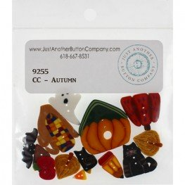 Ґудзики Autumn Just Another Button Company