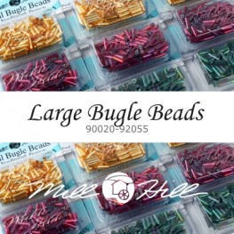 Стеклярус Mill Hill Large Bugle Beads (90020-92055)