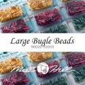 Стеклярус Mill Hill Large Bugle Beads (90020-92055)
