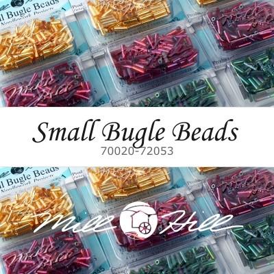 Стеклярус Mill Hill Small Bugle Beads (70020-72053)