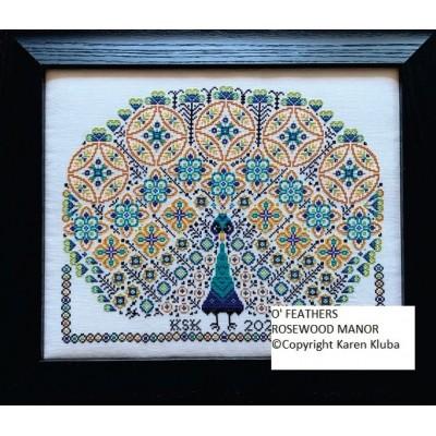 Схема O'Feathers Rosewood Manor S-1241