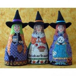 Схема Bewitching Trio The Needle's Notion