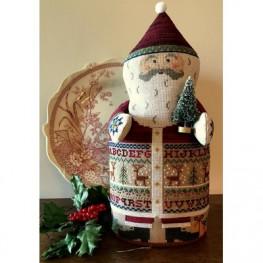 Схема Sampler Santa The Needle's Notion