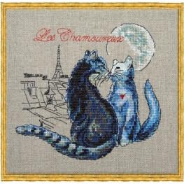 Набор Les Chamoureux (Пылкие коты) Nimue 114 K