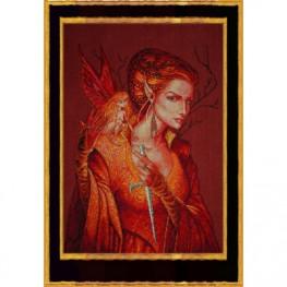 Набір Reine des Fees - Queen of Fairies (Королева фей) Nimue 107 MK