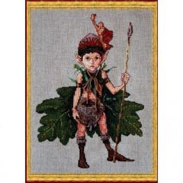 Набір Lutin des Chenes - Elf of the Oaks...
