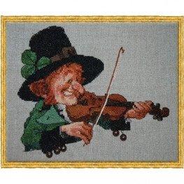 Набір Green Violin (Зелений скрипаль) Nimue 77 K