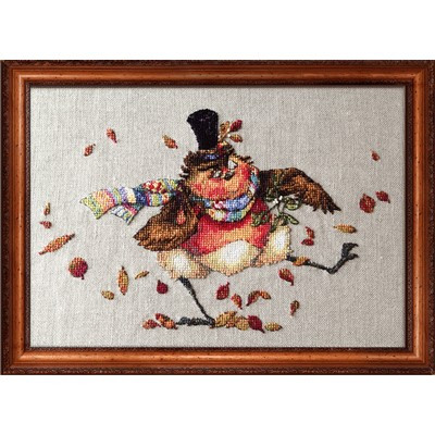 Набор Robin's Jig (Танец робина) Nimue 157 K
