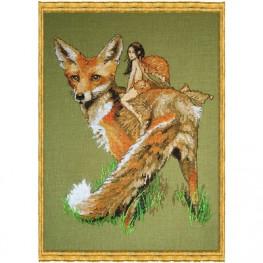 Набір Renard Le Roux - The Red Fox (Рудий лис) Nimue 108 K