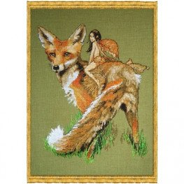 Набор Renard Le Roux - The Red Fox (Рыжий лис) Nimue 108 K