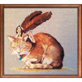 Набор Fairycat (Волшебный кот) Nimue 152 K