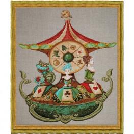 Набор Manege d' Alice - Alice's Carousel (Карусель Алисы) Nimue 102 K
