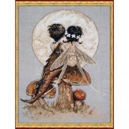 Набор Clair de Lune - Moonlight (Лунный свет) Nimue 56 K