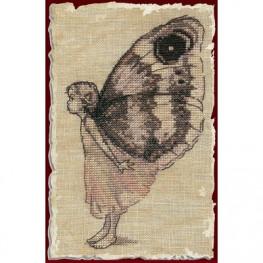 Набір Le Papillon - Butterfly (Метелик) Nimue 55 K