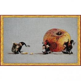 Набір Pomme - Apple (Яблуко) Nimue 70 K