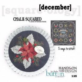 Схема Chalk Squared December [Square.ology]