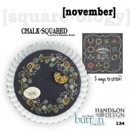 Схема Chalk Squared November [Square.ology]