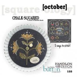 Схема Chalk Squared October [Square.ology]