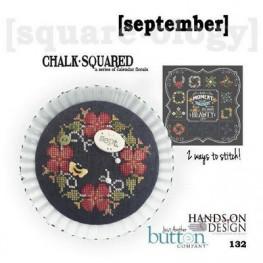 Схема Chalk Squared September [Square.ology]