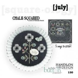Схема Chalk Squared July [Square.ology]