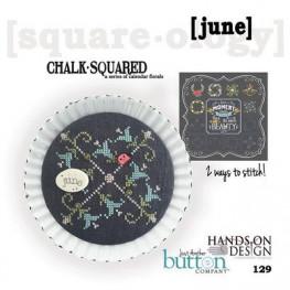 Схема Chalk Squared June [Square.ology]
