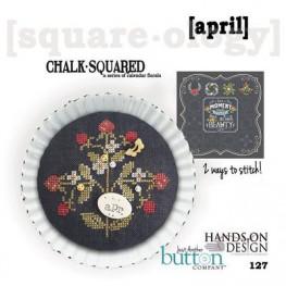 Схема Chalk Squared April [Square.ology]