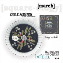 Схема Chalk Squared March [Square.ology]