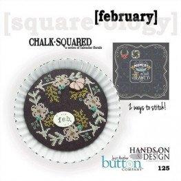 Схема Chalk Squared February [Square.ology]