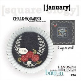 Схема Chalk Squared January [Square.ology]
