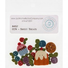 Пуговицы Sweet Treats Just Another Button Company