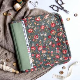 Органайзер для вышивки большой (лесные цветы)