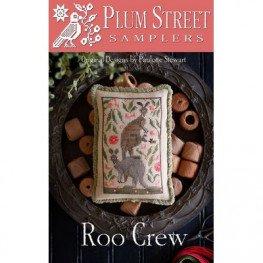 Схема Roo Crew Plum Street Samplers