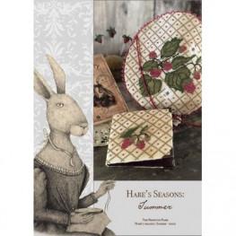 Схема Hare's Seasons Summer The Primitive Hare