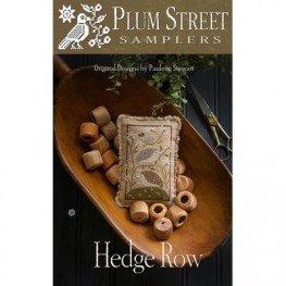 Схема Hedge Row Plum Street Samplers