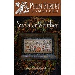 Схема Sweater Weather Plum Street Samplers