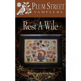 Схема Rest A Wile Plum Street Samplers