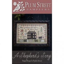 Схема A Shepherd's Song Plum Street Samplers