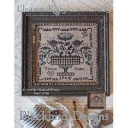 Схема Eleanor Rigby Blackbird Designs