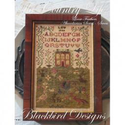 Схема The Country Life Blackbird Designs