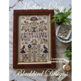 Схема Mother's Day Blackbird Designs